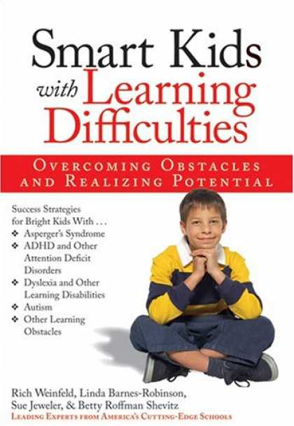 Books on Learning and Intelligence - Smart Kids with Learning Difficulties: Overcoming Obstacles and Realizing Potent