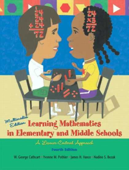 Books on Learning and Intelligence - Learning Math in Elementary and Middle School & IMAP Package (4th Edition)