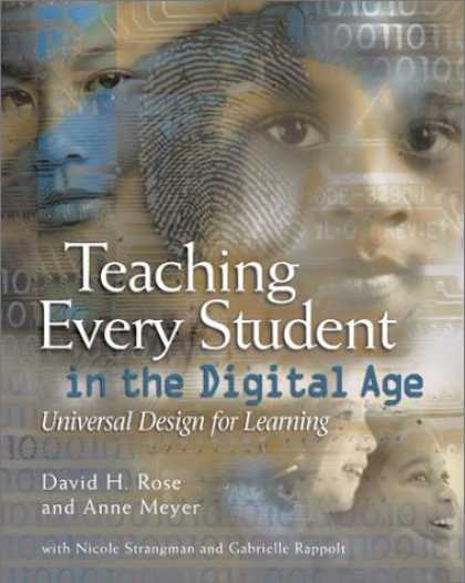 Books on Learning and Intelligence - Teaching Every Student in the Digital Age: Universal Design for Learning