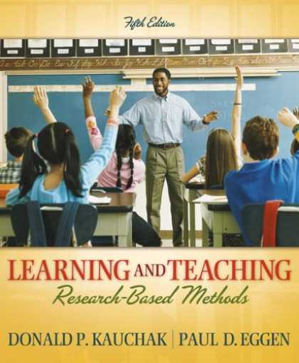 Books on Learning and Intelligence - Learning and Teaching: Research-Based Methods (5th Edition)