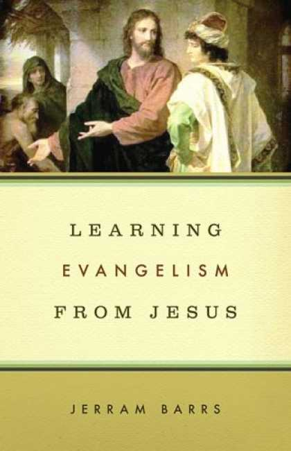 Books on Learning and Intelligence - Learning Evangelism from Jesus