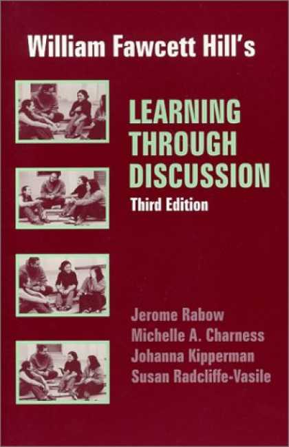 Books on Learning and Intelligence - William Fawcett Hill's Learning Through Discussion