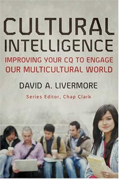 Books on Learning and Intelligence - Cultural Intelligence: Improving Your CQ to Engage Our Multicultural World (Yout