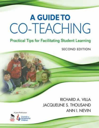 Books on Learning and Intelligence - A Guide to Co-Teaching: Practical Tips for Facilitating Student Learning (Joint