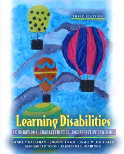 Books on Learning and Intelligence - Learning Disabilities: Foundations, Characteristics, and Effective Teaching (3rd