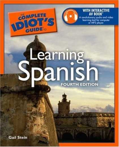 Books on Learning and Intelligence - The Complete Idiot's Guide to Learning Spanish, 4th Edition