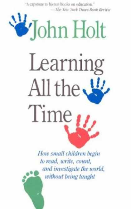 Books on Learning and Intelligence - Learning All The Time