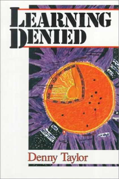 Books on Learning and Intelligence - Learning Denied (Learning Disability Biography)