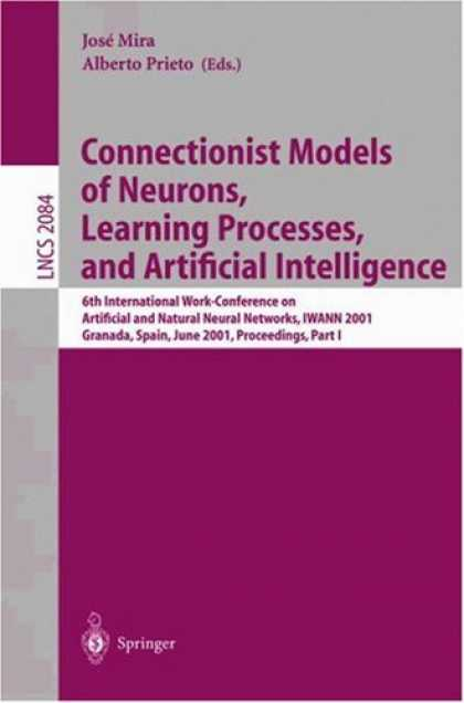 Books on Learning and Intelligence - Connectionist Models of Neurons, Learning Processes, and Artificial Intelligence