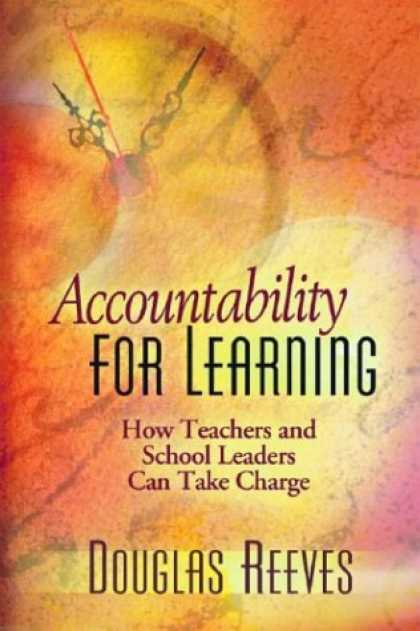 Books on Learning and Intelligence - Accountability for Learning: How Teachers and School Leaders Can Take Charge