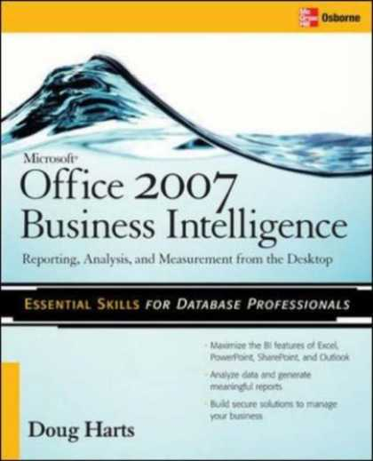Books on Learning and Intelligence - Microsoft ® Office 2007 Business Intelligence: Reporting, Analysis, and Meas