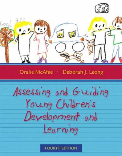 Books on Learning and Intelligence - Assessing and Guiding Young Children's Development and Learning (4th Edition)