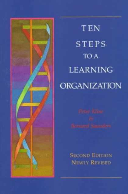 Books on Learning and Intelligence - Ten Steps to a Learning Organization