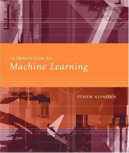 Books on Learning and Intelligence - Introduction to Machine Learning (Adaptive Computation and Machine Learning)
