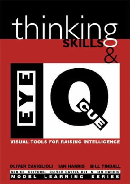 Books on Learning and Intelligence - Thinking Skills and Eye Q:: Visual Clues for Raising Intelligence (Model Learnin