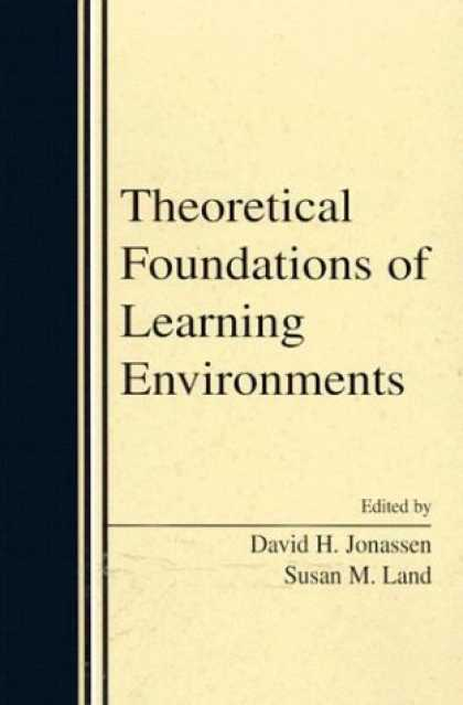 Books on Learning and Intelligence - Theoretical Foundations of Learning Environments