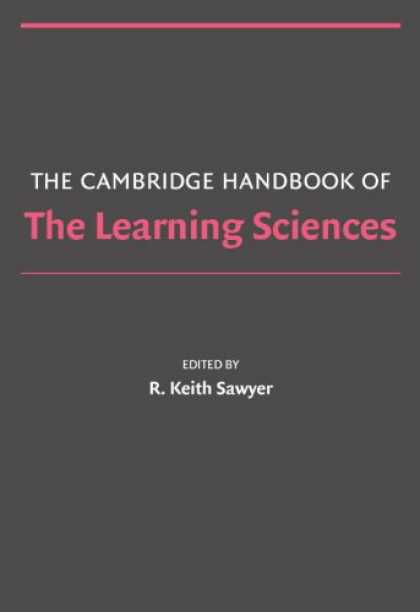 Books on Learning and Intelligence - The Cambridge Handbook of the Learning Sciences