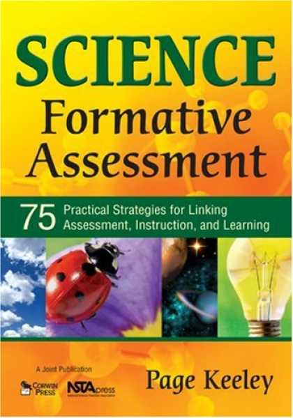 Books on Learning and Intelligence - Science Formative Assessment: 75 Practical Strategies for Linking Assessment, In