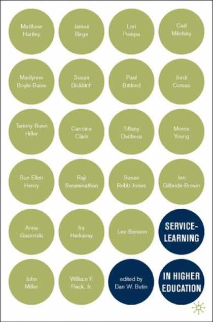 Books on Learning and Intelligence - Service-Learning in Higher Education: Critical Issues and Directions