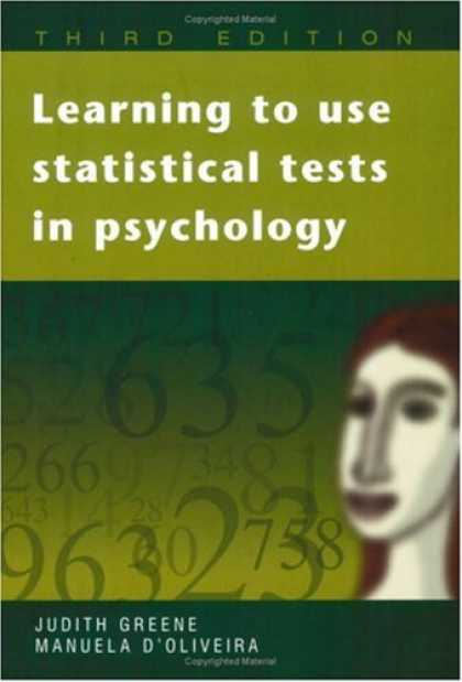 Books on Learning and Intelligence - Learning to Use Statistical Tests in Psychology