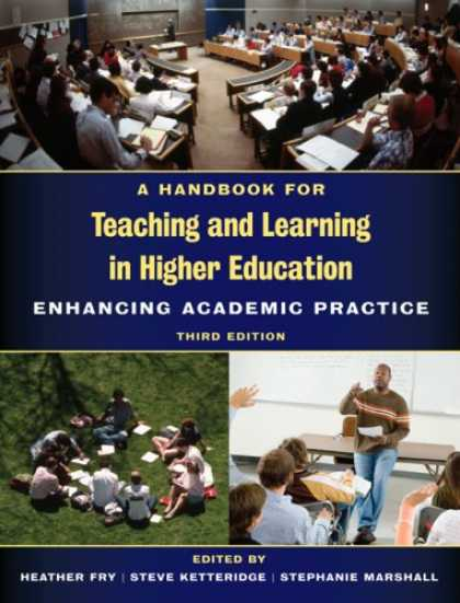 Books on Learning and Intelligence - A Handbook for Teaching and Learning in Higher Education: Enhancing Academic Pra