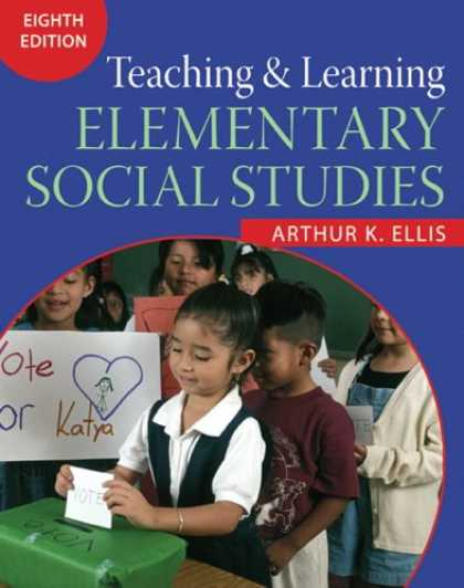 Books on Learning and Intelligence - Teaching and Learning Elementary Social Studies (8th Edition)
