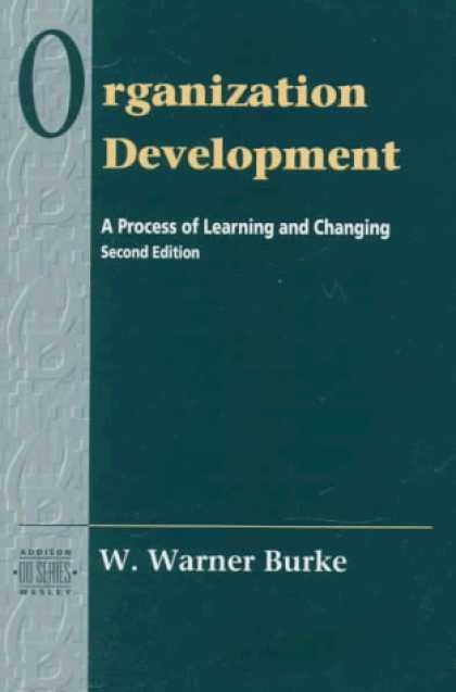 Books on Learning and Intelligence - Organization Development: A Process of Learning and Changing, 2nd Edition