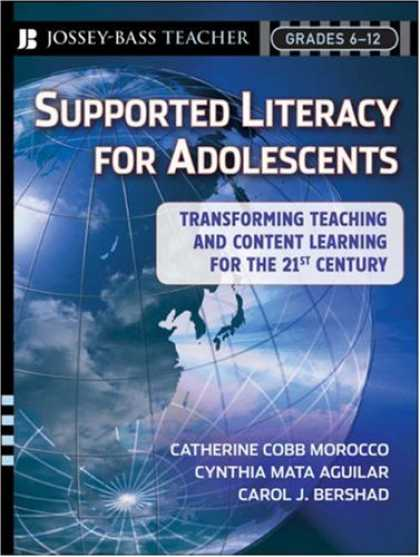 Books on Learning and Intelligence - Supported Literacy for Adolescents: Transforming Teaching and Content Learnin