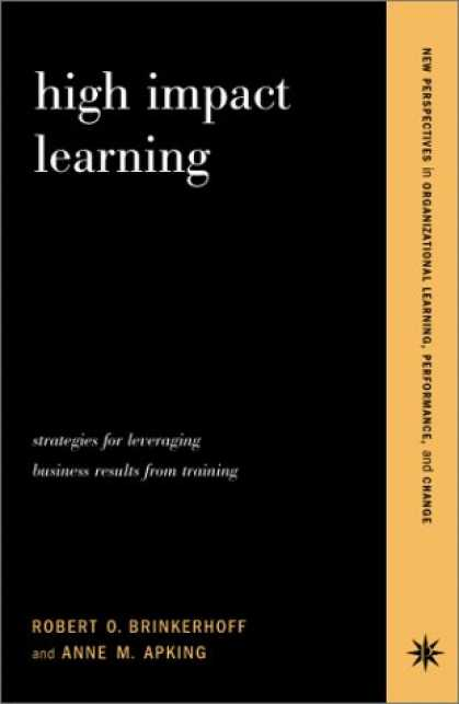 Books on Learning and Intelligence - High Impact Learning