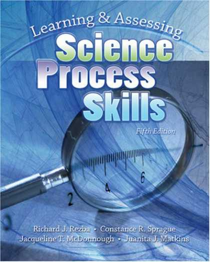Books on Learning and Intelligence - Learning And Assessing Science Process Skills