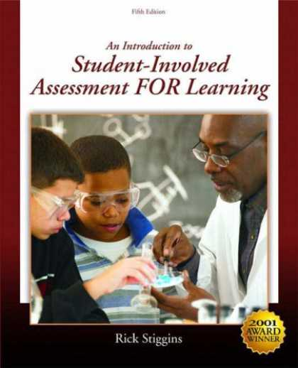 Books on Learning and Intelligence - Introduction to Student-Involved Assessment for Learning, An (5th Edition)