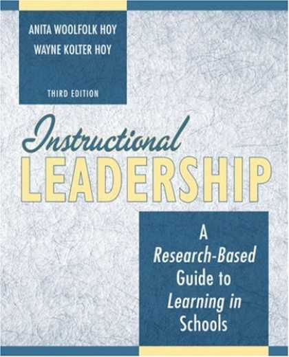 Books on Learning and Intelligence - Instructional Leadership: A Research Based Guide to Learning in Schools (3rd Edi