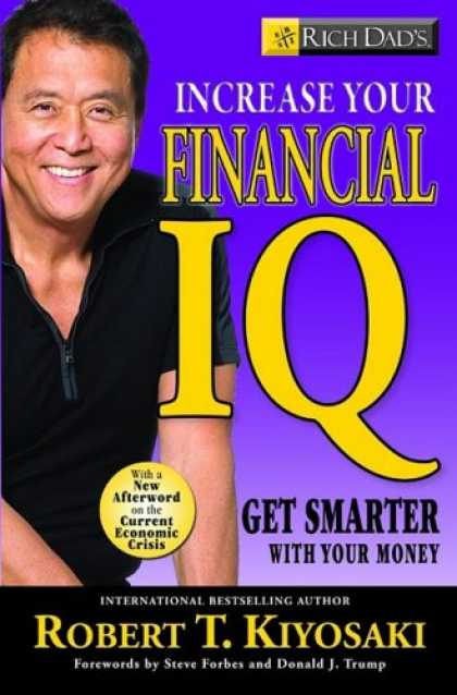 Books on Learning and Intelligence - Rich Dad's Increase Your Financial IQ: Get Smarter with Your Money