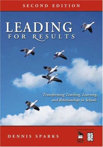 Books on Learning and Intelligence - Leading for Results: Transforming Teaching, Learning, and Relationships in Schoo