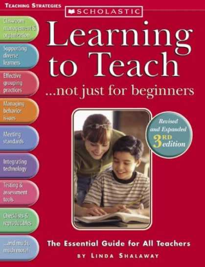 Books on Learning and Intelligence - Learning To Teach: Not Just For Beginner: 3rd Editions