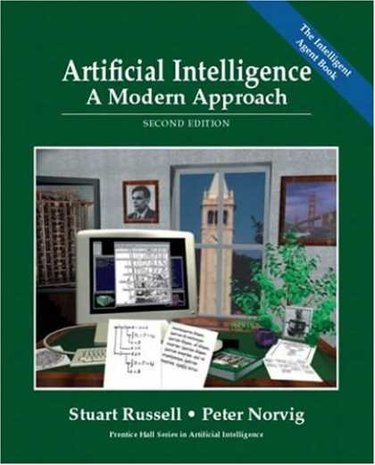 Books on Learning and Intelligence - Artificial Intelligence: A Modern Approach (2nd Edition) (Prentice Hall Series i