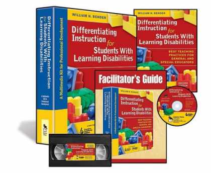 Books on Learning and Intelligence - Differentiating Instruction for Students With Learning Disabilities (Multimedia