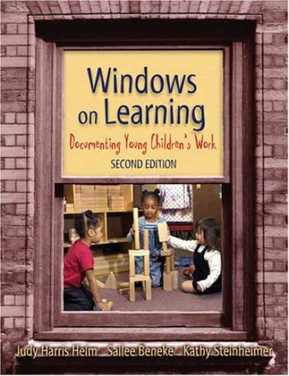 Books on Learning and Intelligence - Windows on Learning: Documenting Young Children's Work, Second Edition (Early Ch