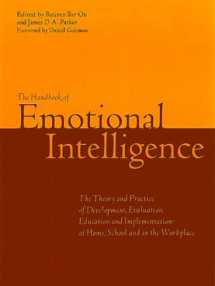 Books on Learning and Intelligence - The Handbook of Emotional Intelligence : Theory, Development, Assessment, and Ap