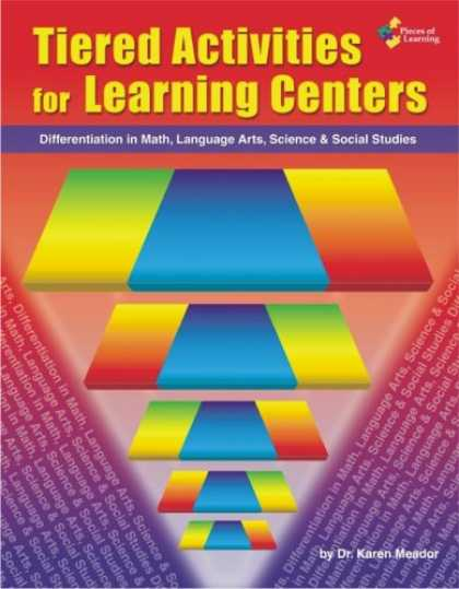 Books on Learning and Intelligence - Tiered Activities For Learning Centers
