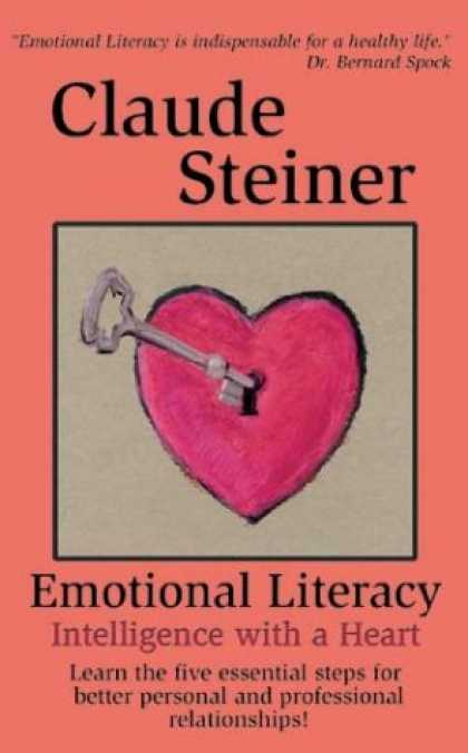 Books on Learning and Intelligence - Emotional Literacy: Intelligence with a Heart