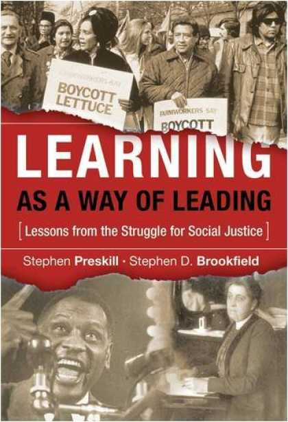 Books on Learning and Intelligence - Learning as a Way of Leading: Lessons from the Struggle for Social Justice (Joss