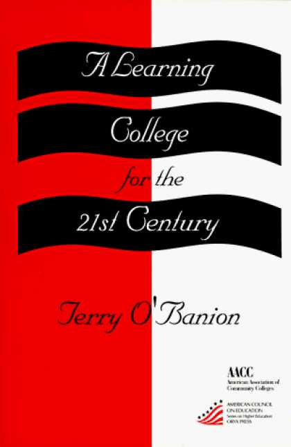 Books on Learning and Intelligence - A Learning College For The 21st Century: (American Council on Education Oryx Pre