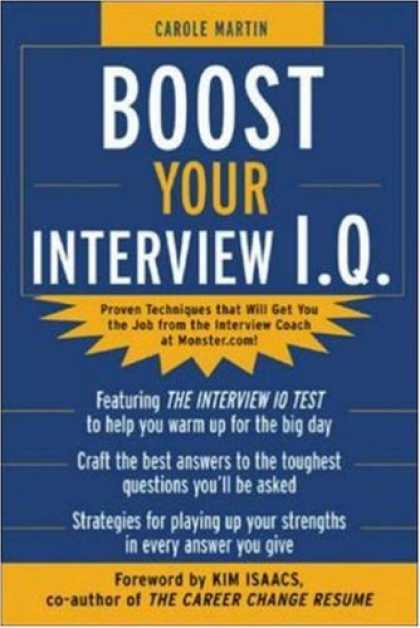 Books on Learning and Intelligence - Boost Your Interview IQ