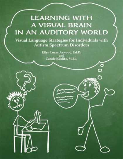 Books on Learning and Intelligence - Learning With A Visual Brain In An Auditory World