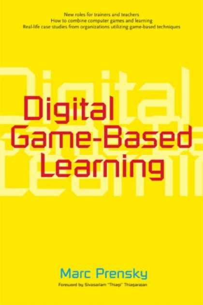 Books on Learning and Intelligence - Digital Game-Based Learning