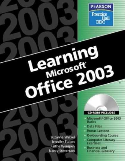 Books on Learning and Intelligence - Learning Series (DDC): Learning Microsoft Office 2003 (DDC Learning Series)