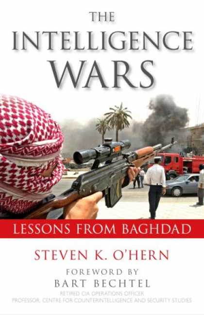 Books on Learning and Intelligence - Intelligence Wars: Lessons from Baghdad