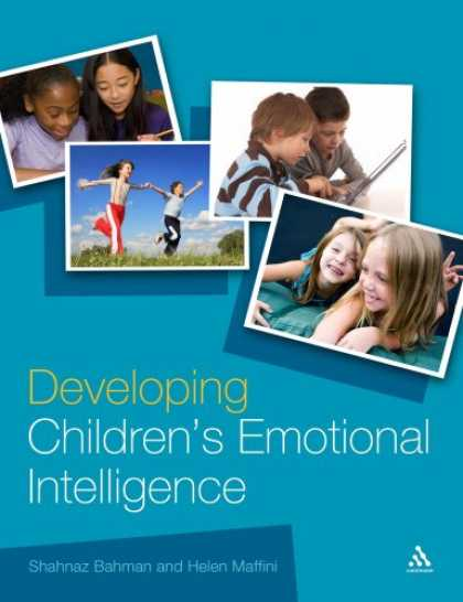 Books on Learning and Intelligence - Developing Children's Emotional Intelligence (Continuum Education)