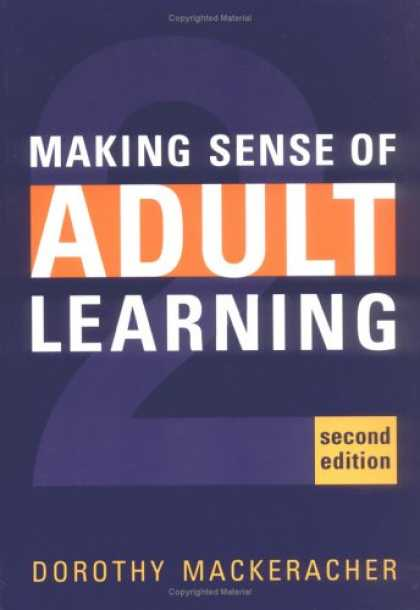 Books on Learning and Intelligence - Making Sense of Adult Learning